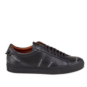 Auth Givenchy Men's Urban Street Low-top Sneakers